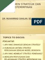 01 04092015 Definisi Dan Manfaat Manajemen Strategik