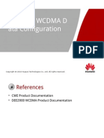 Owb304502 Bts3900 Wcdma v200r012 Data Configuration Issue 2.00