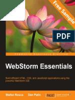 WebStorm Essentials - Sample Chapter