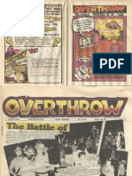 Overthrow, Vol. 10, No. 2, Winter 1988/1989