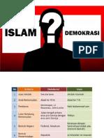 Demokrasi vs Islam