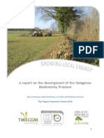 Biodiversity Protocol Report