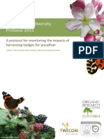 Biodiversity Protocol User Guide