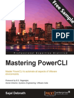 Mastering PowerCLI - Sample Chapter