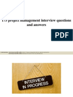 projectmanagementinterviewquestions