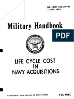 Lifecycle Cost