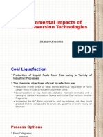 Environmental Aspects of Coal Gasification-Liquefaction (1)