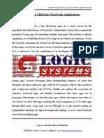 LSJ1503 - Detecting Malicious Facebook Applications