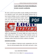 LSD1501 - Collision Tolerant and Collision Free Packet