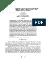 Alat Pendeteksi Kebocoran Gas Dan Asap Berbasis Microcontroller Dengan Menggunakan Sms