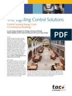 Lighting Control Solutions