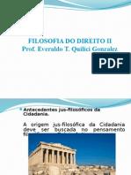 Filosofia Do Direito II