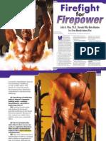 Firefight for Firepower