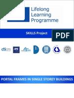 SKILLS M08E PortalFrames SingleStoreyBuildings