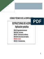 Apuntes Estructuras de Acero UEX SEGUN CTE