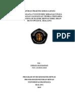 PKL- Firdaus Kusumawati 115130101111063 PKH UB 2015