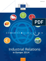 Industrial Relations in Europe 2014