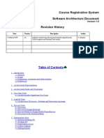 Example_ Software Architecture Document