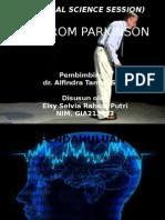 Sindrom Parkinson