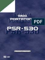 Manual PSR-530