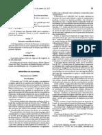 Decreto-Lei n.º 2-2015 (Serviços Pùblicos Essenciais)