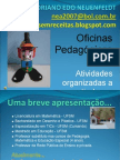 PROFESSOR ADRIANO Apresentacao Sobre Eixo Or