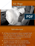Air Bags Representation