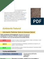 Sequía Colombia Impacto Ambiental