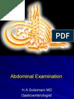 Abdominal examination.ppt