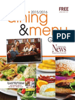 Dining Guide 10-2015