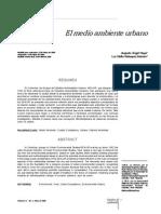 Augusto y Otro El Medio Ambiente Urbano
