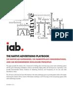 IAB Native Advertising Playbook2