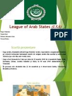 Liga Arabă