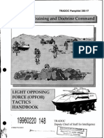 Light OPFOR Tactics Handbook