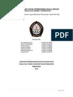 Laporan Buku Rencana Tapak