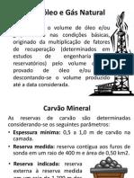 Petróleo e Gás Natural - Balanço Energetico Nacional