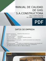 Manual de Calidad de Ghg s