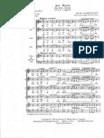 Ave Maria Rachmaninoff