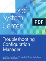 Microsoft Press eBook SystemCenterTroubleshootingConfigurationManager PDF