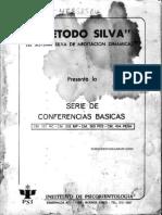 Serie de Conferencias Básicas Método Silva