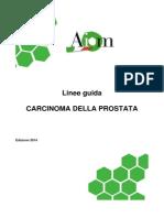 2014 LG AIOM Carcinoma Prostata