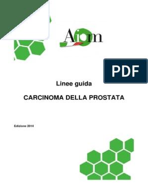 prostata disomogenea di asse ll 2017