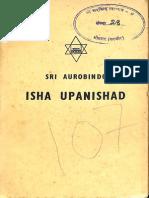 Isha Upanishad - Sri Aurobindo .pdf