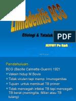 Limfadenitis BCG