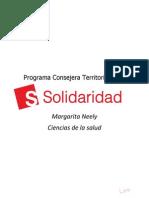 Territorial Salud 2016 Margarita Neely