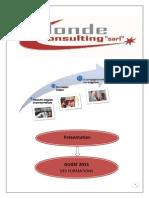 Catalogue Monde Consulting 2015
