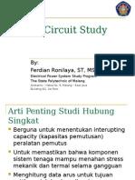 02. Short Circuit Study