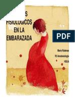 Cambios Fisiologicos en La Embarazada