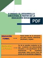 II Unidad Ed. Social i