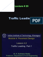 25 Traffic Loading - I